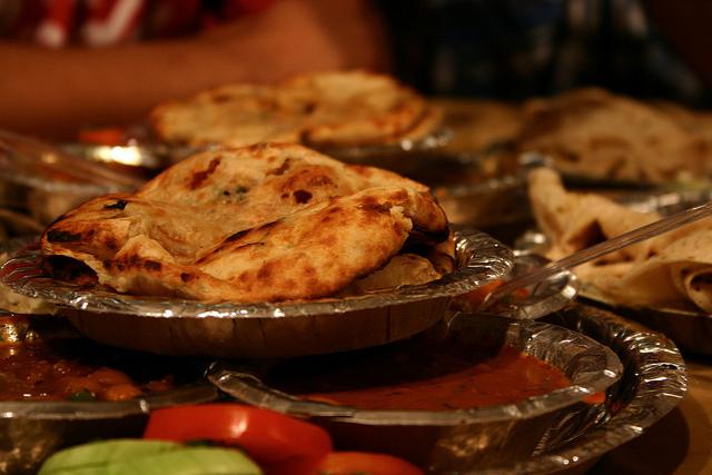 Indian Food, Photo by Pradeep Rungta