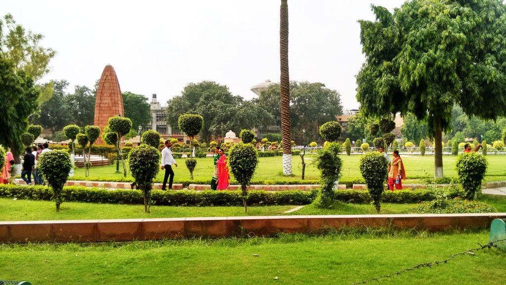 The British massacre at Jalianwala Bagh, India