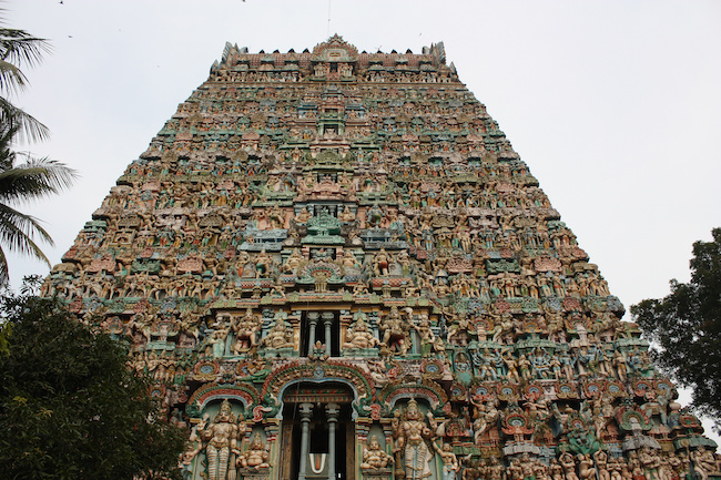 two weeks in south india