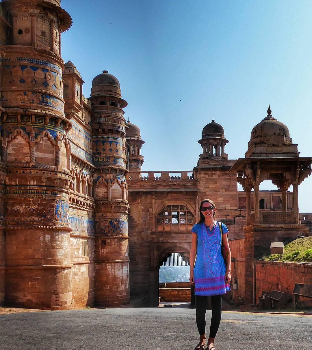 Anna Gwalior Fort, Madhya Pradesh, solo female travel in india, femal travel, women travel in india